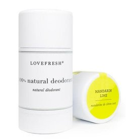 Lovefresh Mandarin Lime Deodorant