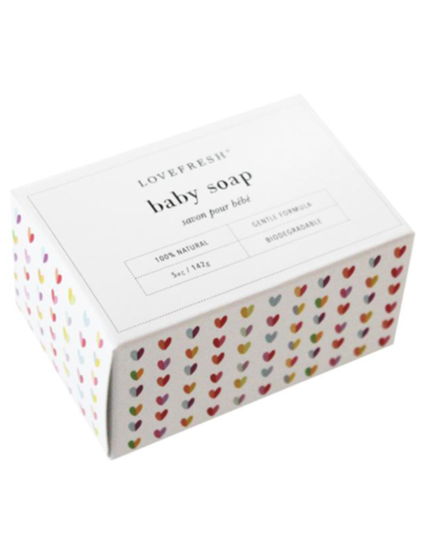 Lovefresh Baby Soap