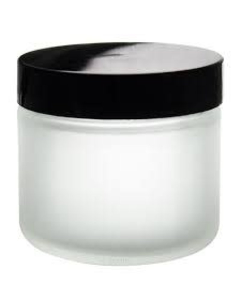 Garden City Essentials Frosted Jar + Lid - 4 oz