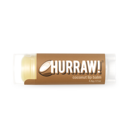 Hurraw Hurraw! Coconut Lip Balm