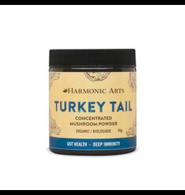 Harmonic Arts Turkey Tail Mushroom Powder