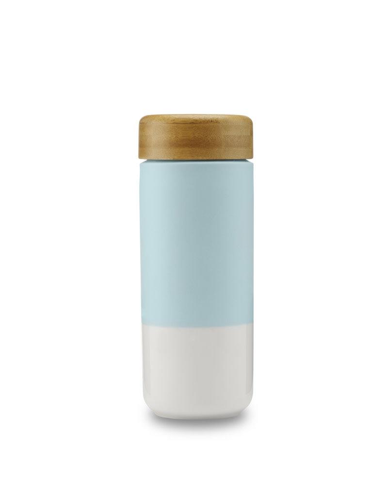 Soma Insulated Ceramic Mug - Mint