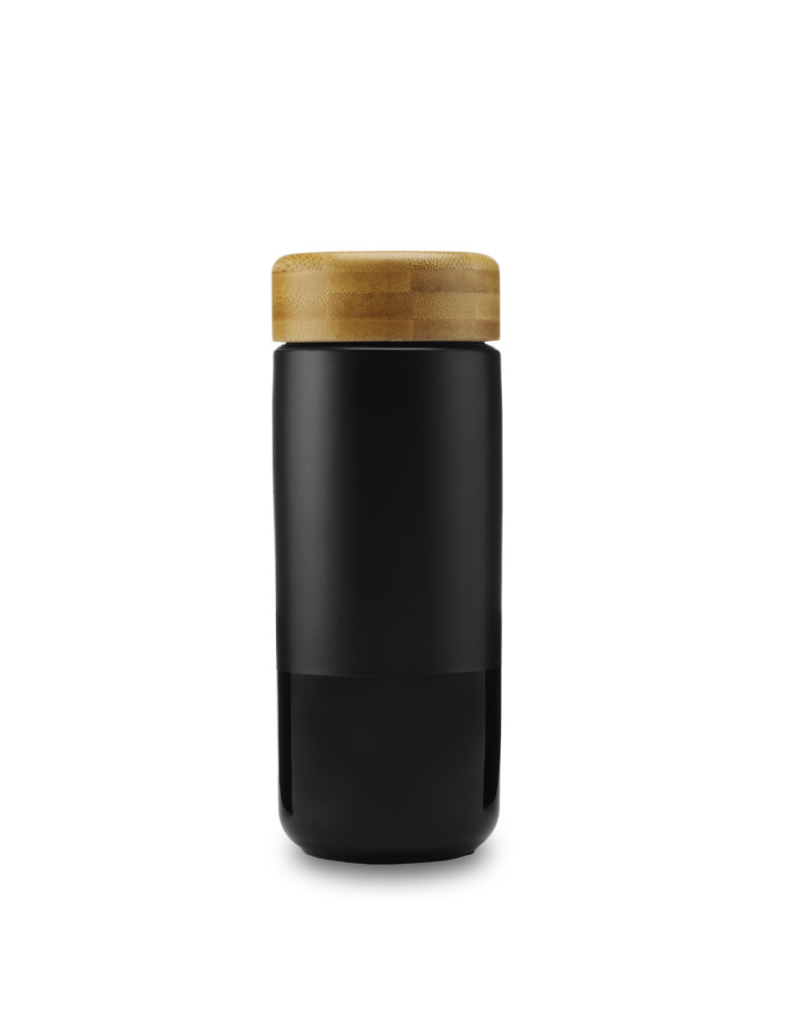 Soma Insulated Ceramic Mug - Black