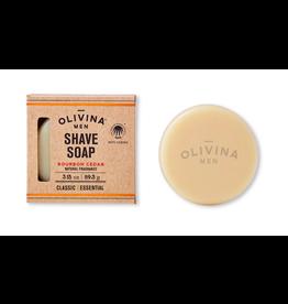 Olivina Olivina Men Shave Soap