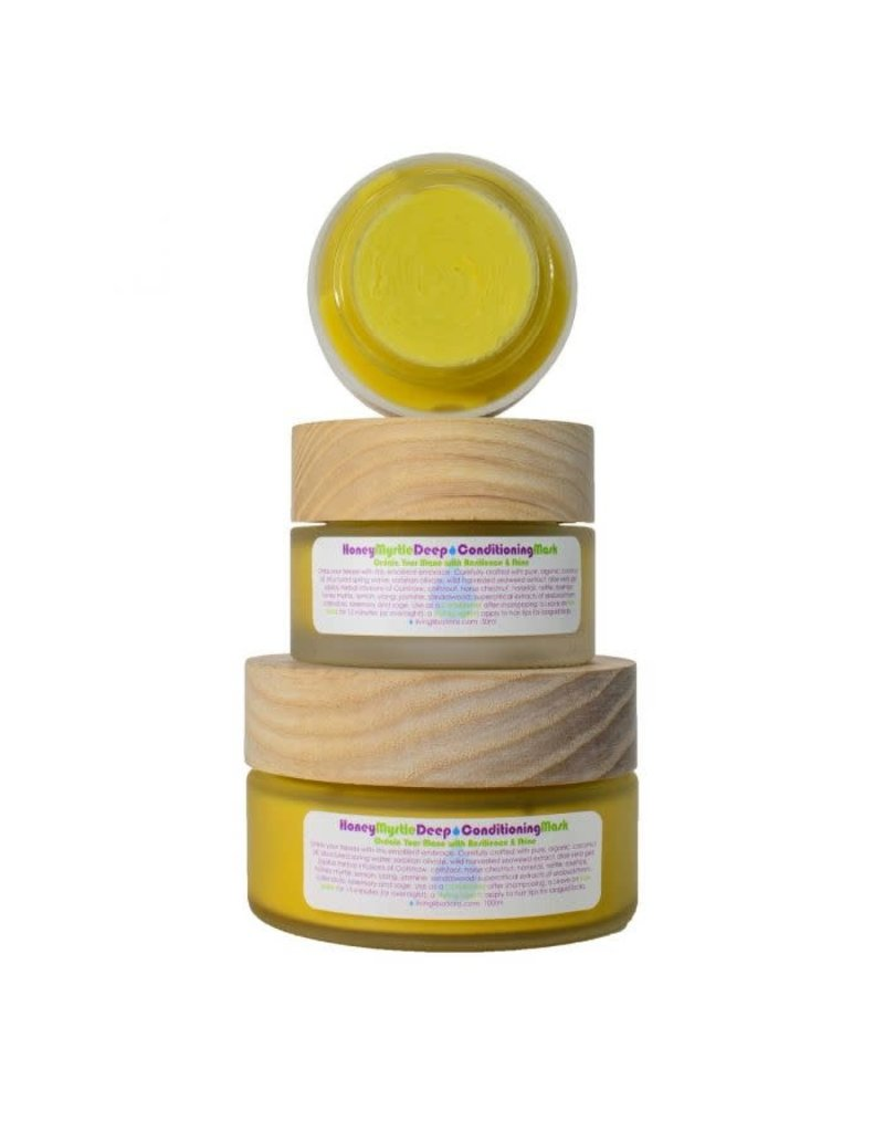 Living Libations Honey Myrtle Deep Conditioning Mask 100ml