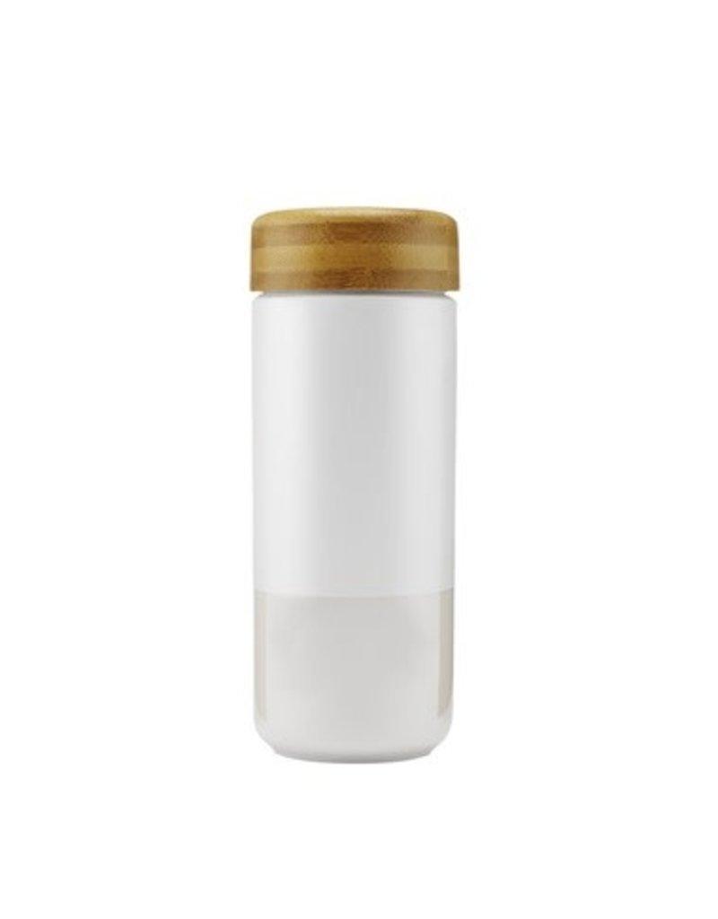 Soma Insulated Ceramic Mug - Pearl