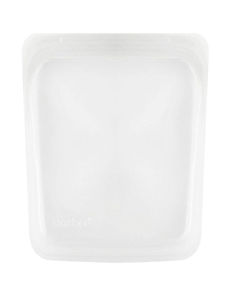 Stasher Reusable Half Gallon Storage Bags
