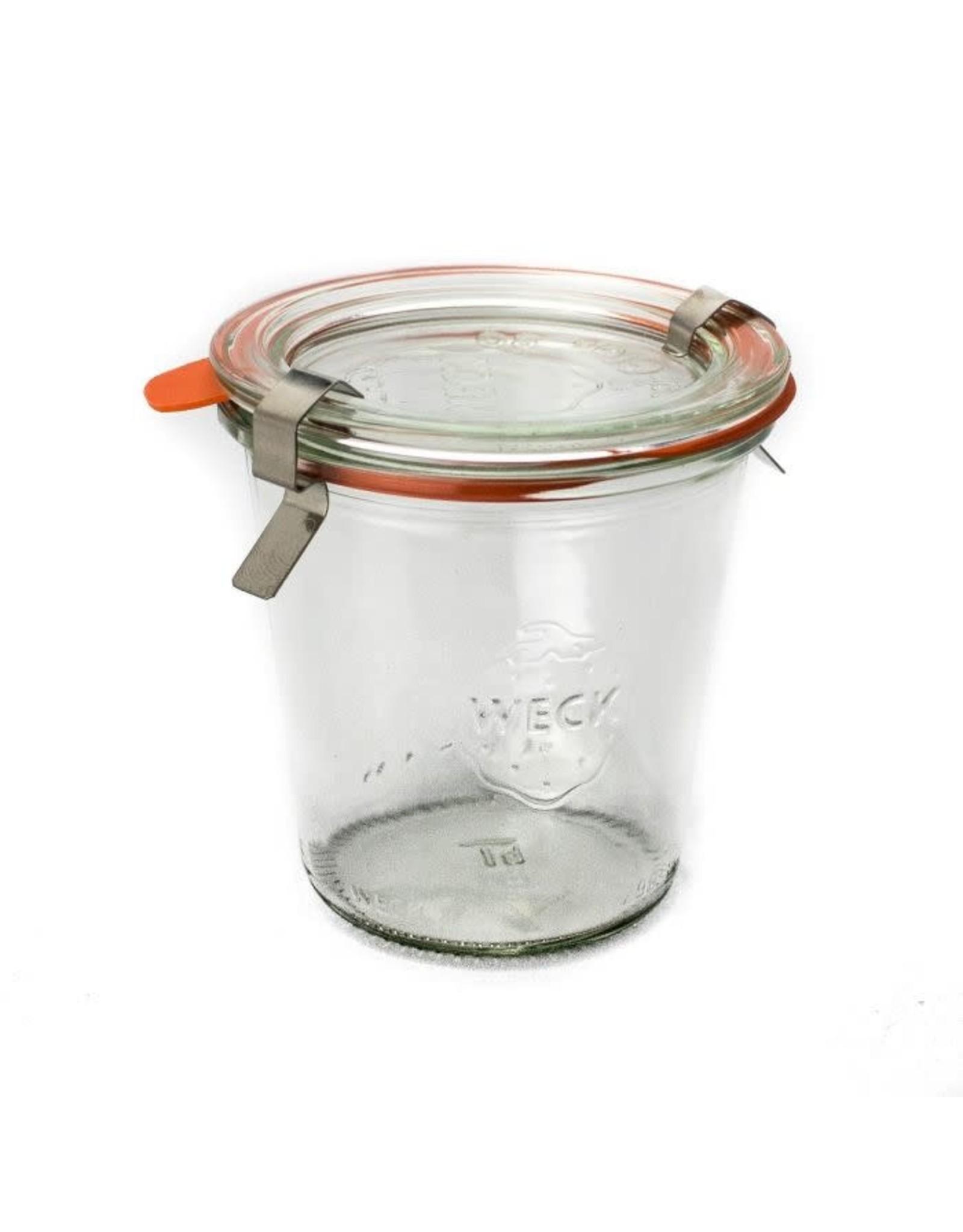 Weck Weck Glass Jar, Mold '900' 1/5 L