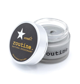 Routine Super Star - Natural Deodorant Cream