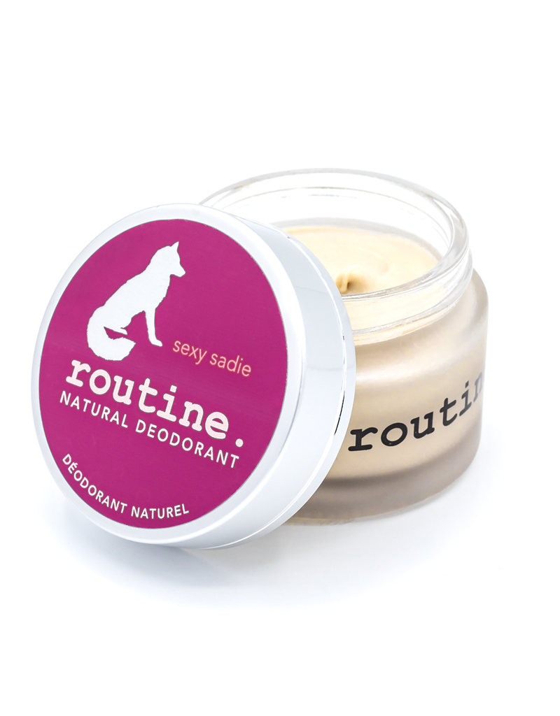 Routine Sexy Sadie - Natural Deodorant Cream