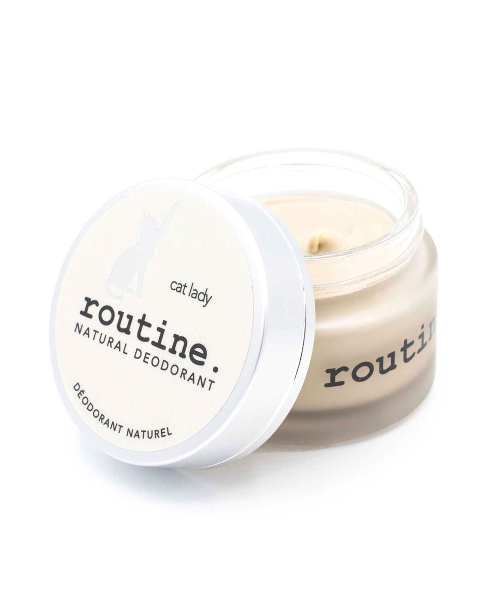 Routine Cat Lady - Natural Deodorant Cream