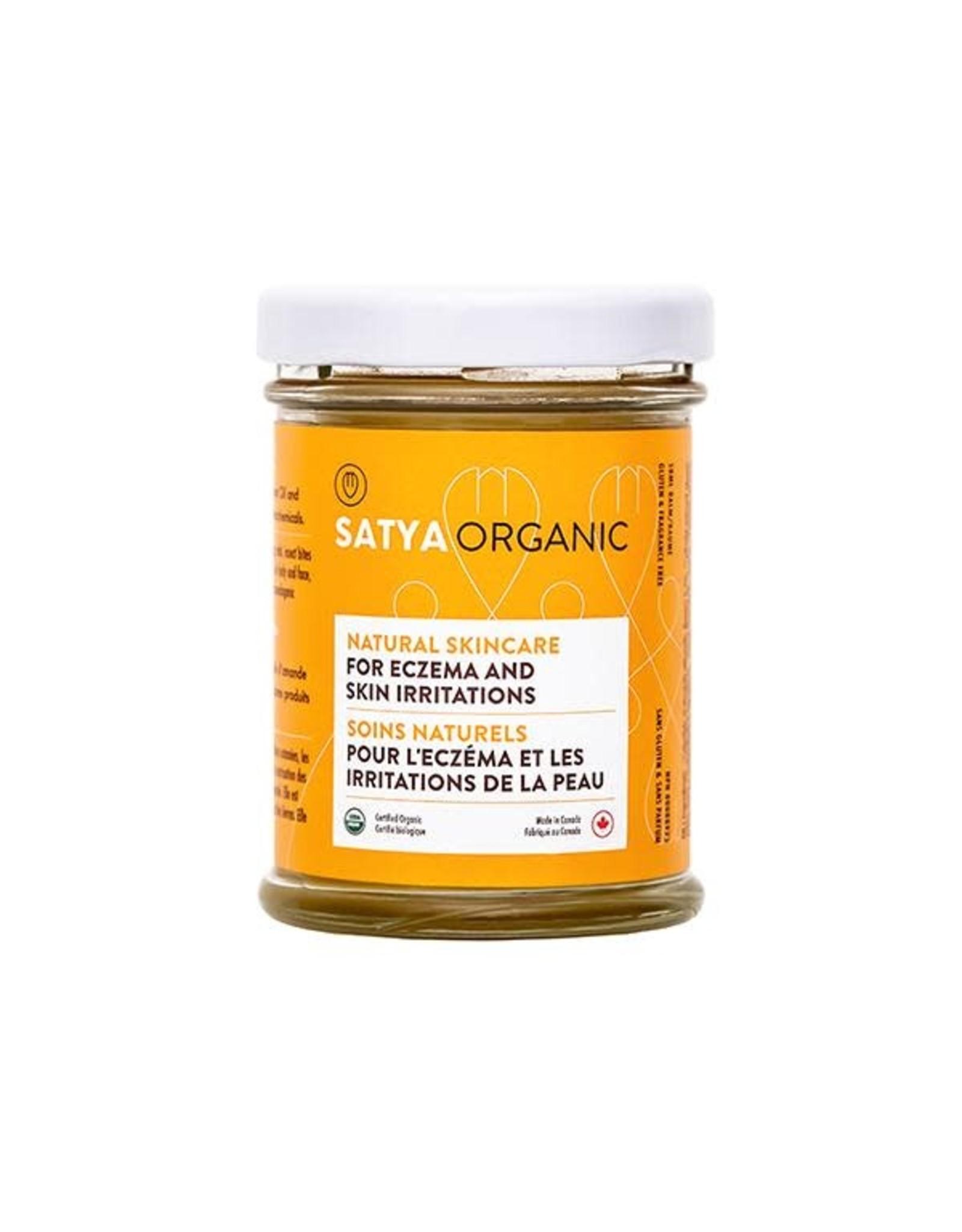 Sun Damaged Lips: Satya Organic Eczema Relief
