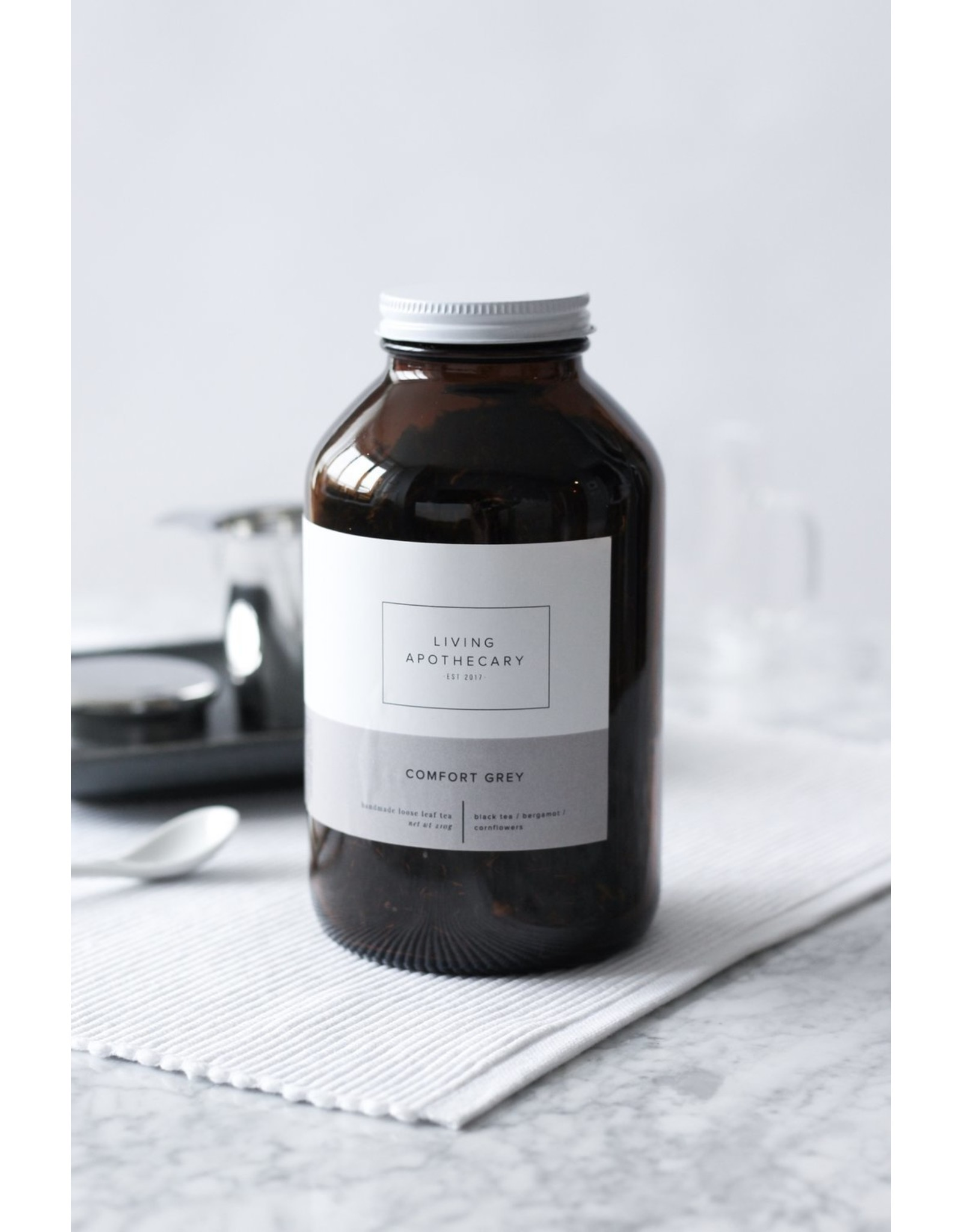 Living Apothecary Comfort Grey 100 serves