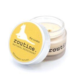 Routine The Curator- Natural Deodorant Cream (Baking Soda Free)