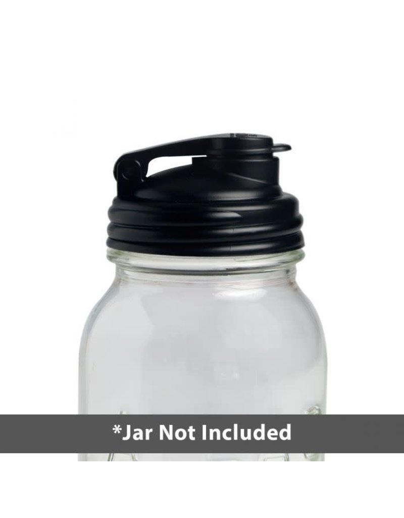reCAP Mason Jar Pour Cap