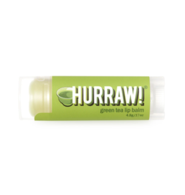 Hurraw Hurraw! Green Tea Lip Balm