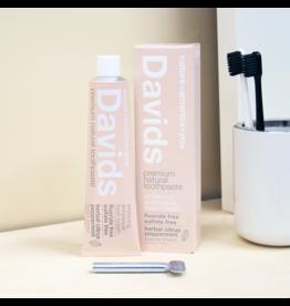 David's Premium Natural Toothpaste - Herbal Citrus Peppermint