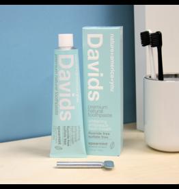 David's Davids Premium Natural Toothpaste - Spearmint
