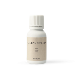 Vitruvi Diffuser Blend - Clean Sweep