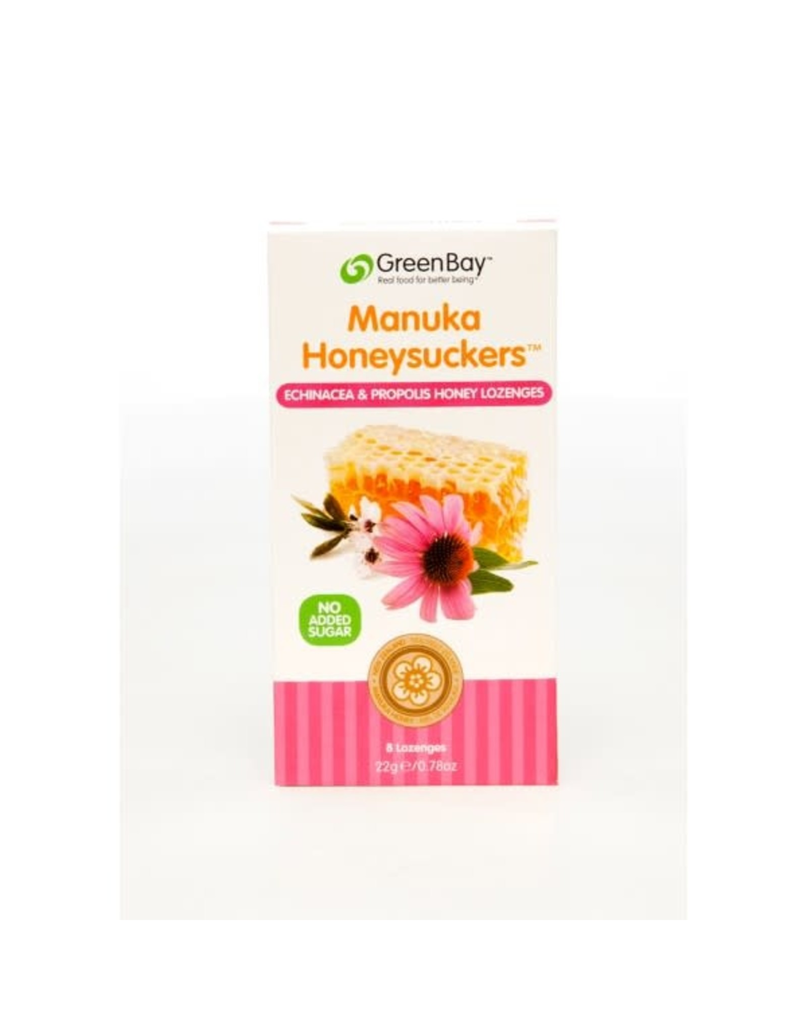 Green Bay Echinacea & Propolis Manuka Honey Lozenges