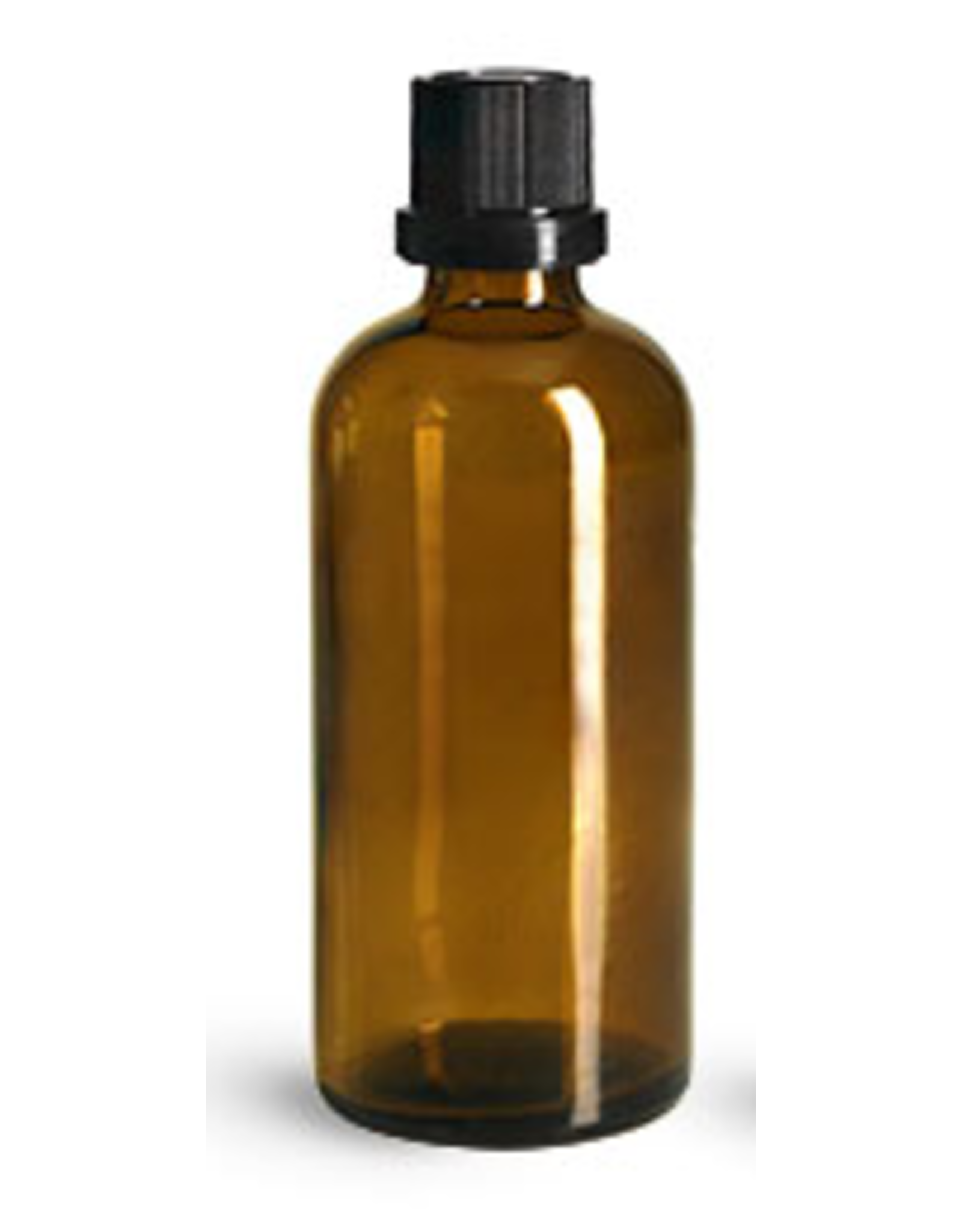Garden City Essentials 100ml amber dropper bottle