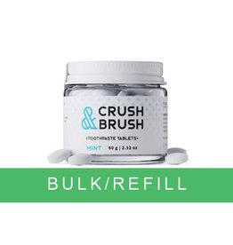 Nelson Naturals Crush & Brush mint (bulk) / g