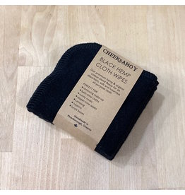 Cheeks Ahoy Hemp Cloth Wipes 5pk