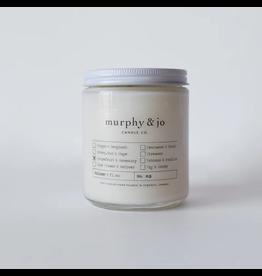 Murphy & Jo Rosemary & Grapefruit Candle 9oz
