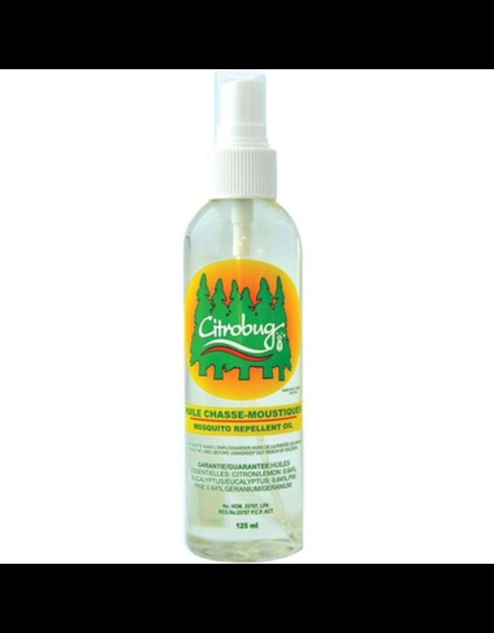 Citrobug Insect Repellent Oil (Adult) 125 ml