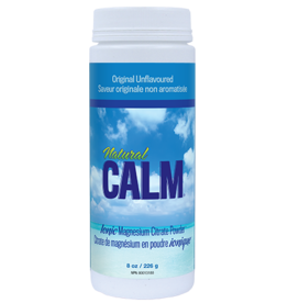 Natural Calm Canada Magnesium Citrate Powder
