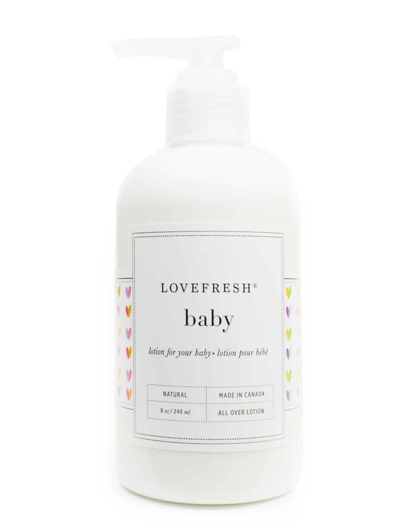 Lovefresh Baby Lotion - Lovefresh