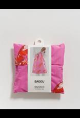 Baggu Pink Lobster Reusable Bag