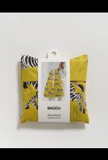 Baggu Ochre Zebra Reusable Bag