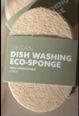 No Tox Life Biodegradable Eco-Sponges