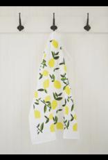 Ten & Co Tea Towel - Vintage Lemon