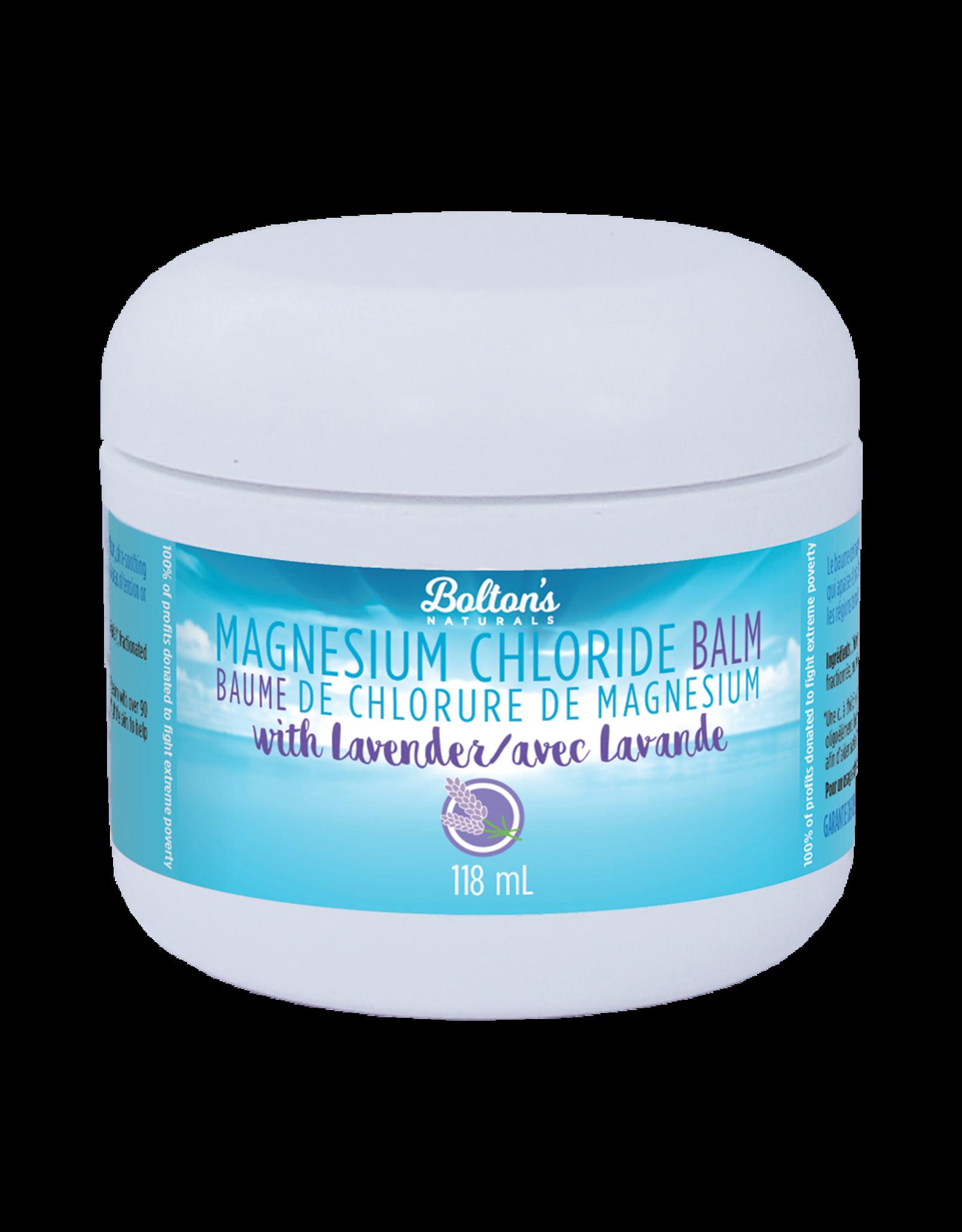 Natural Calm Canada Magnesium Chloride Balm
