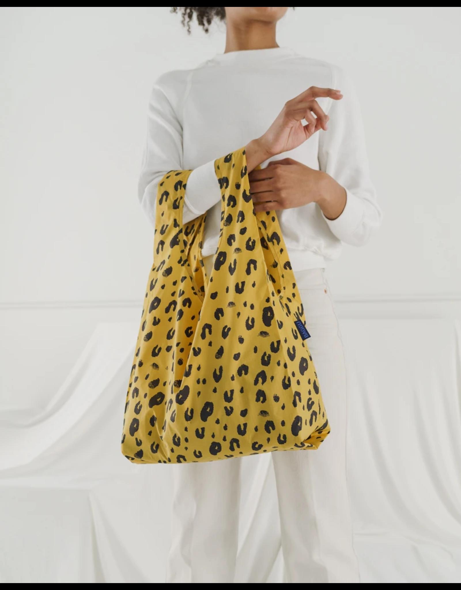 Baggu Leopard Baggu Reusable Bag