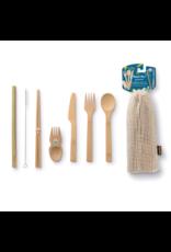 Bambu Grubware - eat + drink tool kit