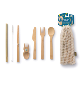 Bambu Grubware - eat + drink tool kit