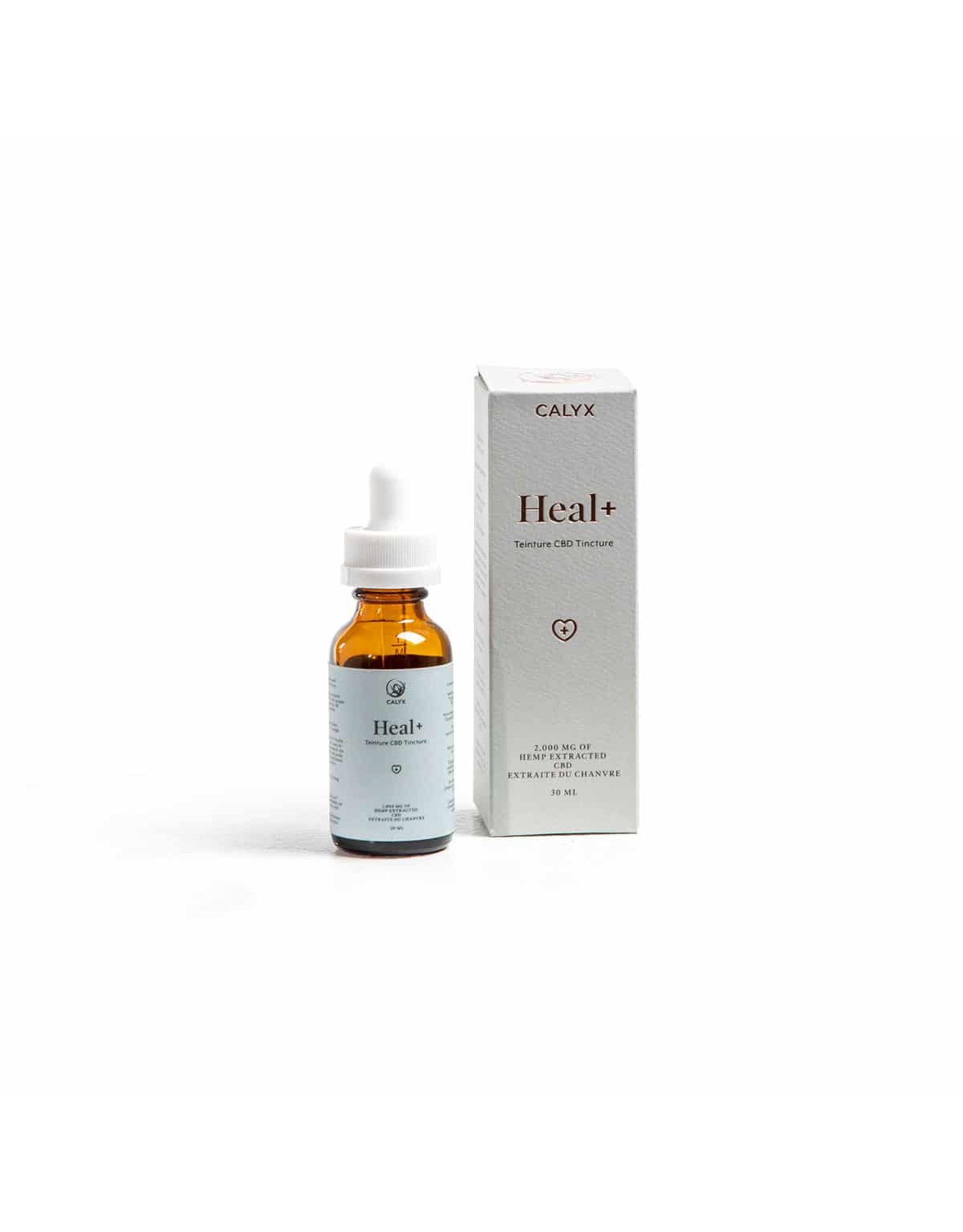 CALYX Heal+ 2000 mg CBD Oil