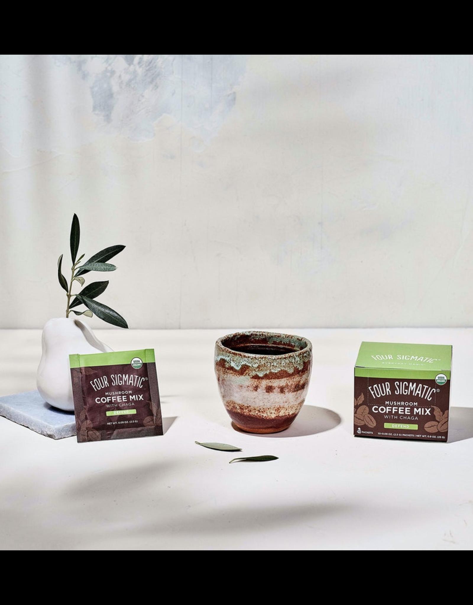 Four Sigmatic Mushroom Coffee Mix w/ Chaga