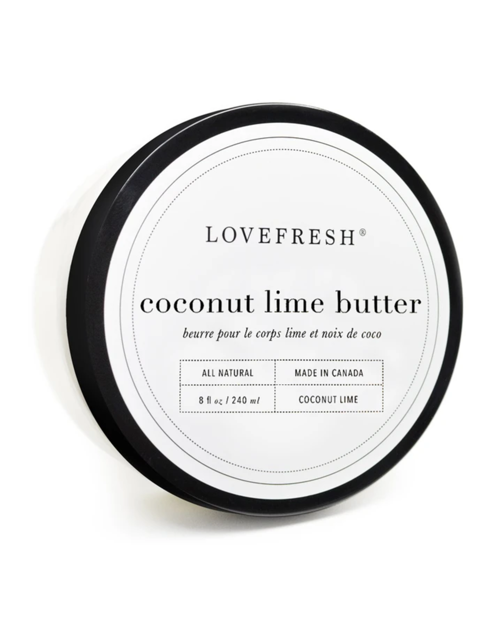 Lovefresh Body Butter