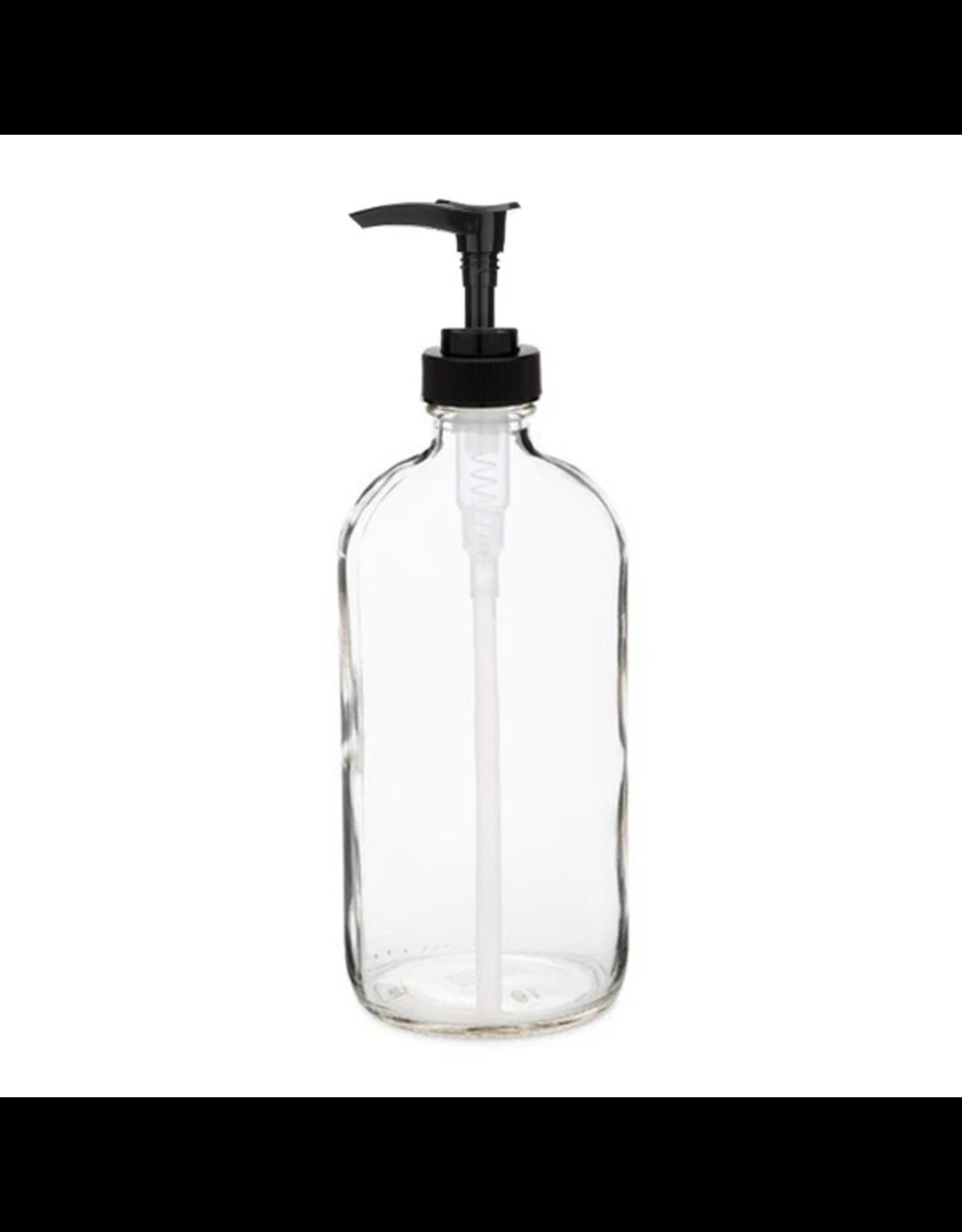 Garden City Essentials 16 oz Glass Pump Bottle