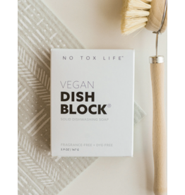 No Tox Life Vegan Dish Washing Block