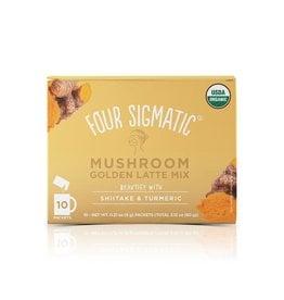 Four Sigmatic Mushroom Golden Latte Mix w/ Shiitake & Turmeric