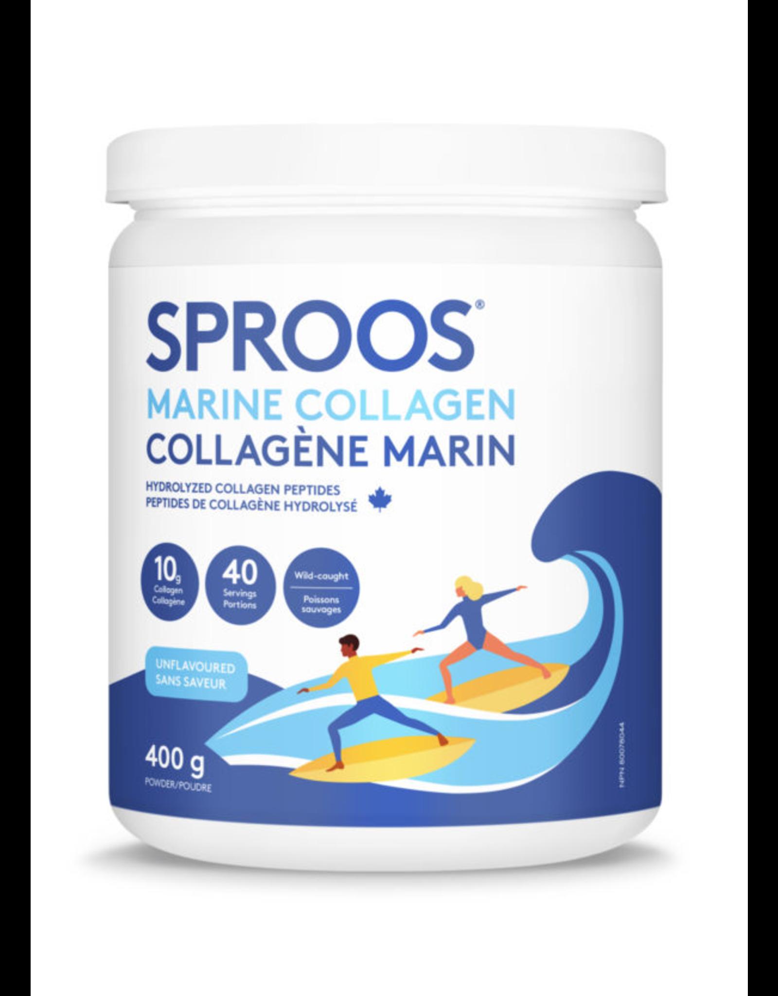 Sproos Marine Collagen