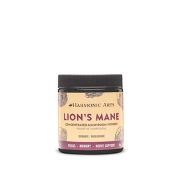 Harmonic Arts Lion's Mane Concentrated Mushroom Powder