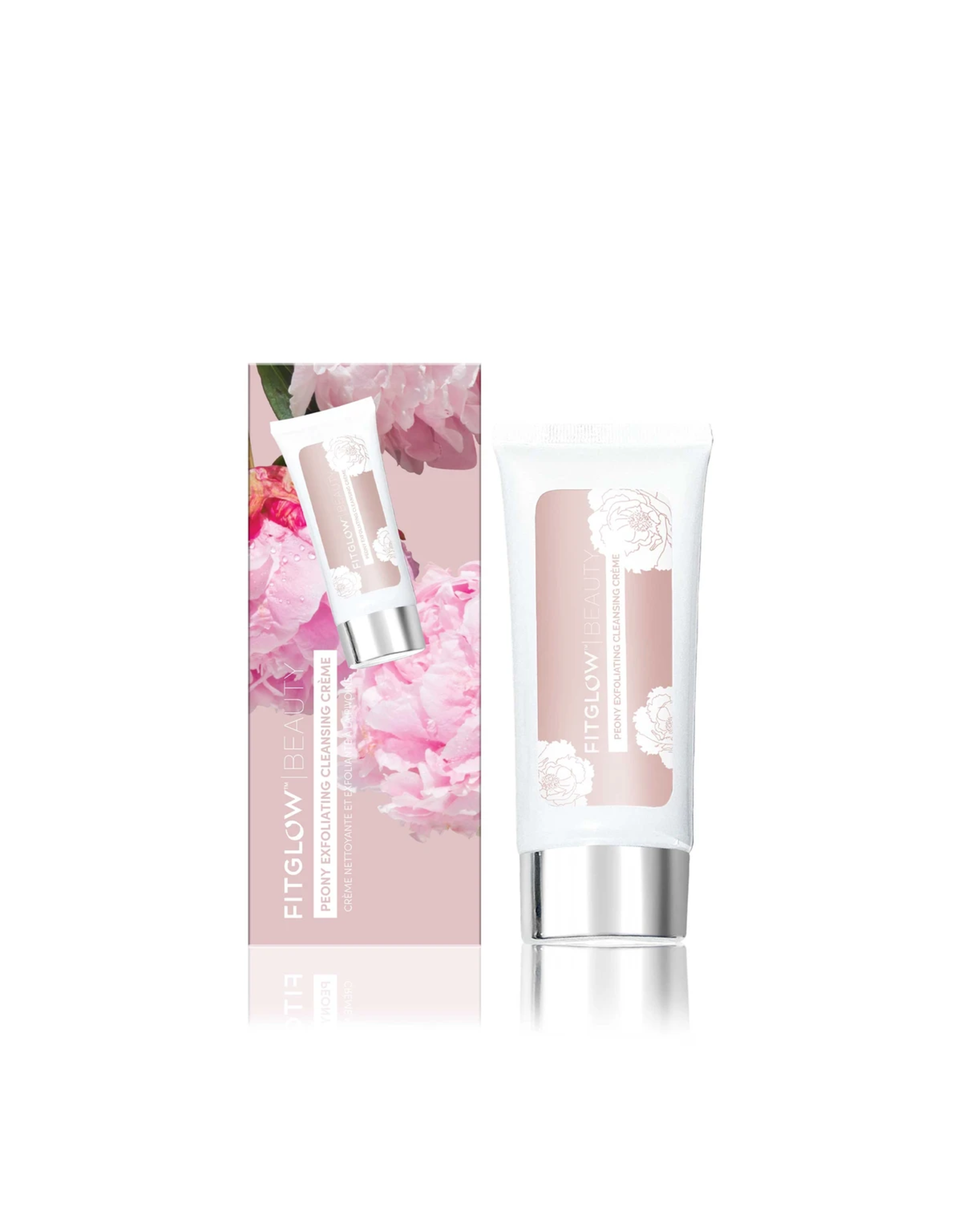 Fitglow Beauty Peony Exfoliating Cleansing Crème