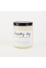 Calm Down Club Laundry Day Soy Candle