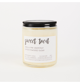 Calm Down Club Sweet Treat Soy Candle